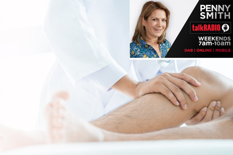 Equipsme's physiotherapy research featured on talkRadio