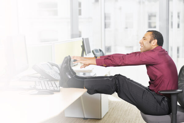 The biggest health issues affecting employees