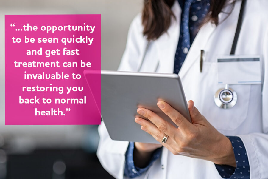 Why should you get health insurance?