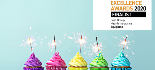 Best Group Health Insurance Award – Equipsme makes the final shortlist