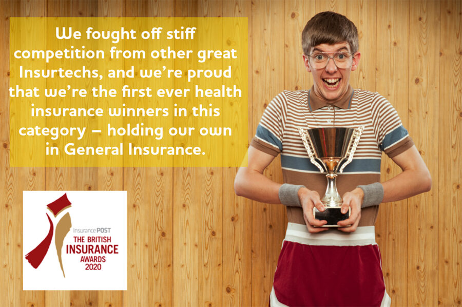 British Insurance Awards WIN for Equipsme