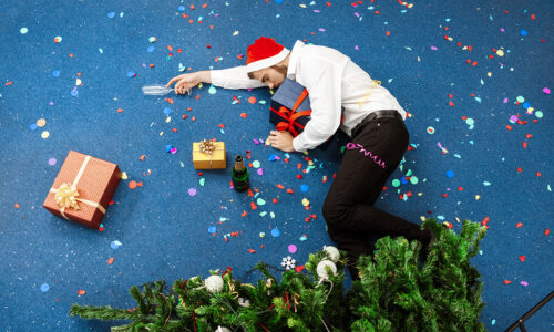Christmas Dos become Christmas Don't Bothers as the pandemic pulls parties