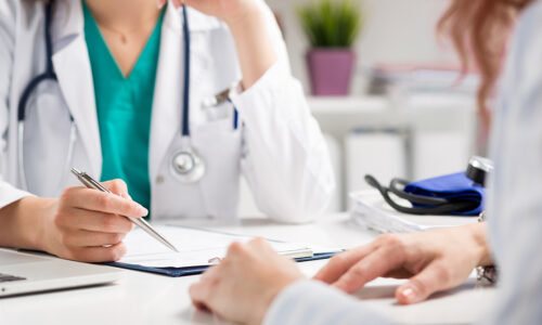 Equipsme – how it all works: seeing a consultant for a diagnosis
